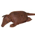 Albert The Armadillo Dog Toy