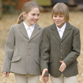 Junior Huntingdon Tweed Jacket
