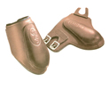 GFS Leather Fetlock Boots