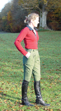 Tally Ho Ladies Athena Breeches