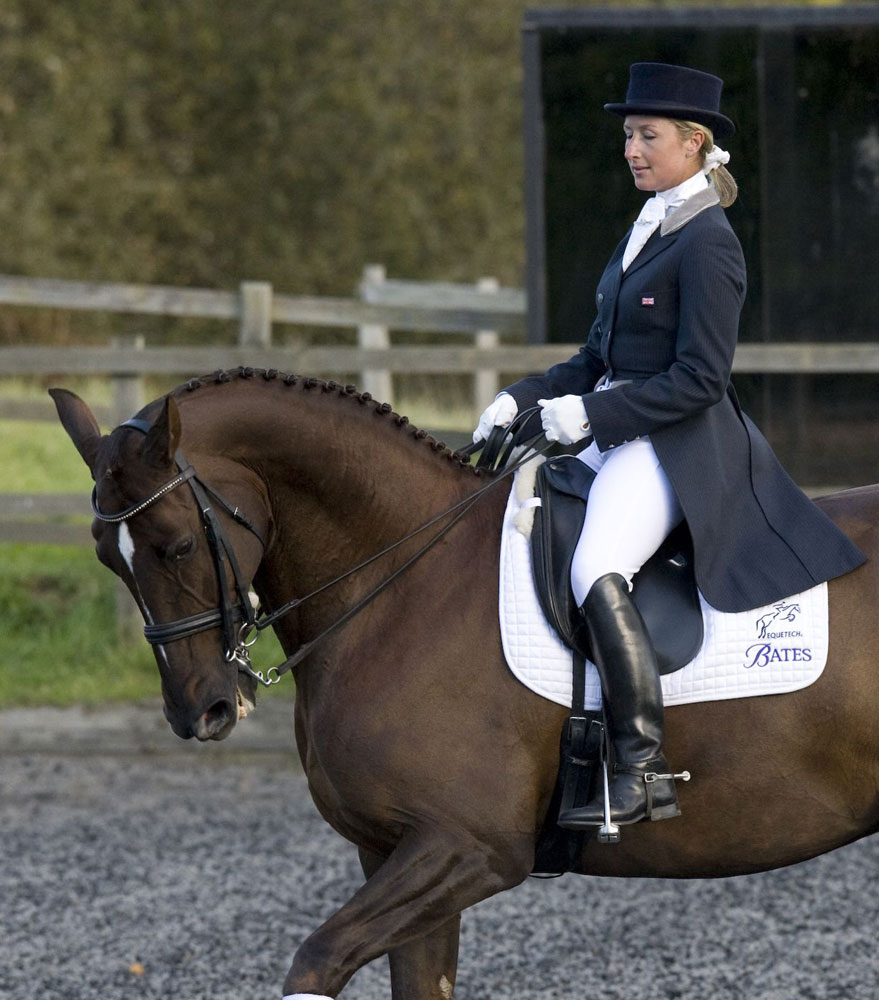 I can t wait to get to the level in dressage where I ll be allowed to wear top  hat and tails. Looks so elegant.  53857133077