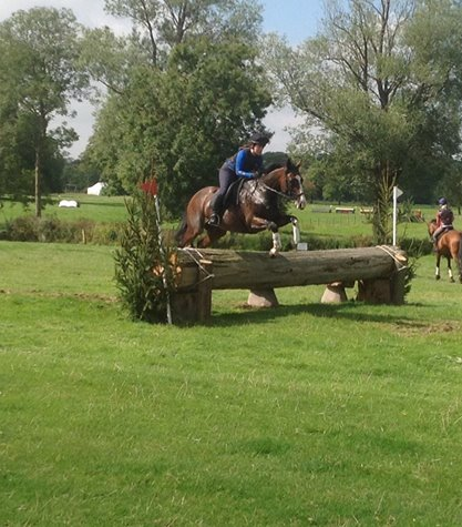 Cross country schooling with Francis Whittington