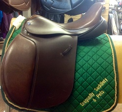 Barnsby VSD Saddle