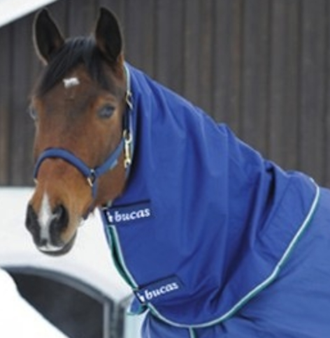 Bucas Smartex Turnout Neck Cover