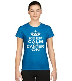 Keep Calm & Canter on - adults