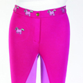 Pegasus Two-Tone Pull-On Pony Jodhpurs