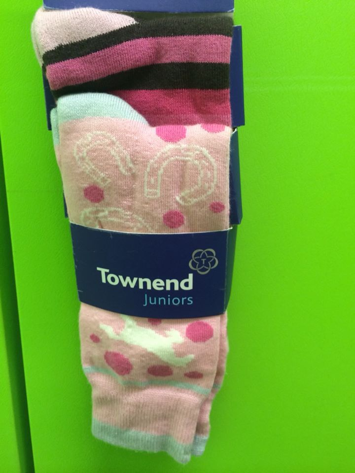 Townend Junior Socks