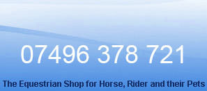 The Equestrian Shop for Horse, Rider and their Pets