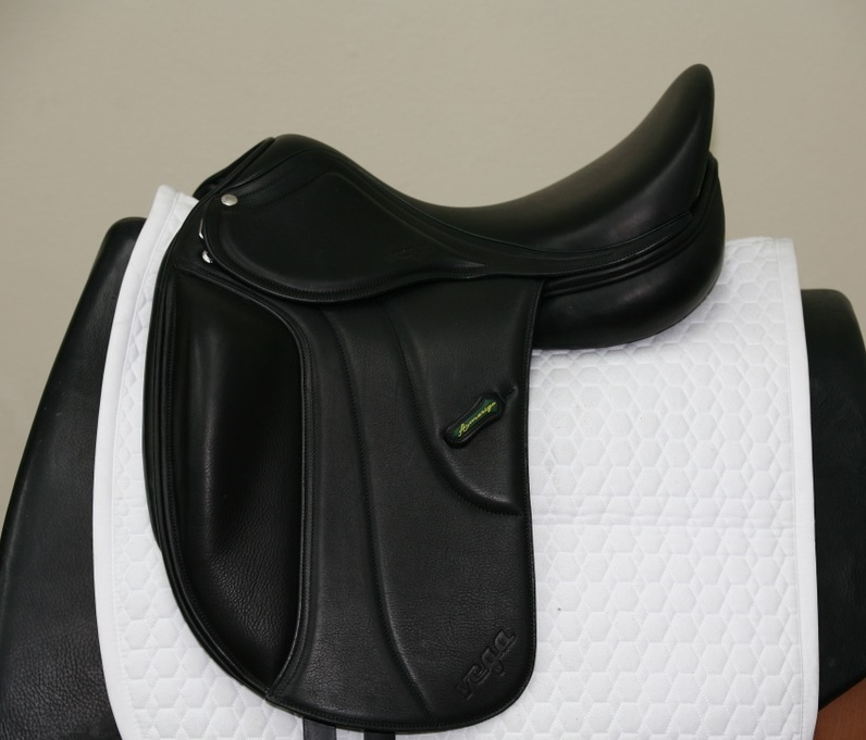Amerigo Vega Special Monoflap Dressage Th on Thermal Beds