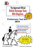 British Dressage Intro/Prelim Tests Folder 2014