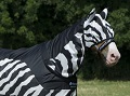 Bucas Buzz Off Zebra Rain Combi Neck