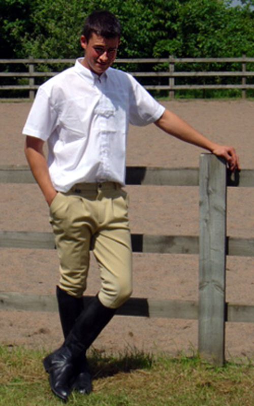 Mountain Horse Tristan Mens Woven Breeches Mens