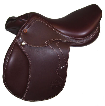Prestige Versailles D Jumping Saddle - Jumping - Saddles