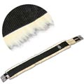 Professionals Choice English Girth - Sheepskin Lined